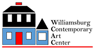 williamsburg contemporary art center, Logo